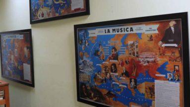 Cuadros sobre la historia de la musica